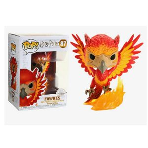 Harry Potter Fawkes Funko Pop Vinyl