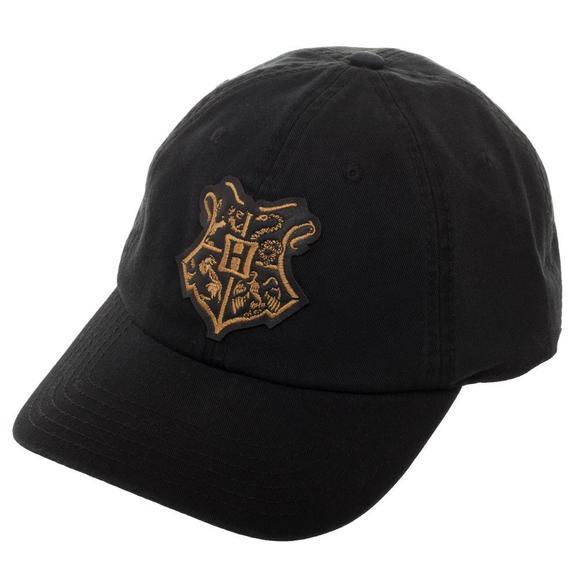 Harry Potter Hogwarts Crest Hat