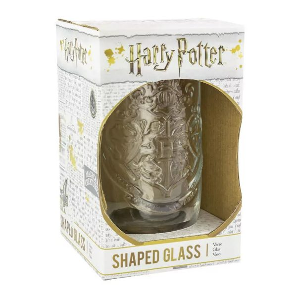 Harry Potter Hogwarts Glass
