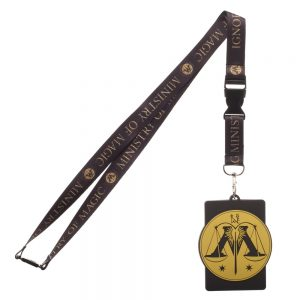 Harry Potter Ministry Lanyard