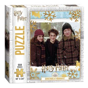 Harry Potter Snow Puzzle