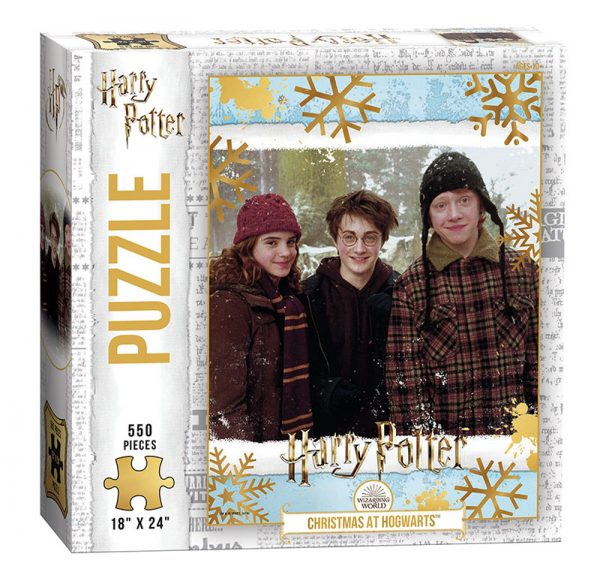 Harry Potter Snow Puzzle