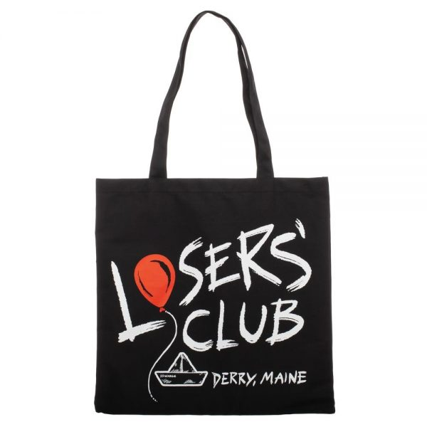 IT Losers' Club Tote Bag