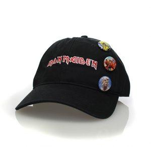 Iron Maiden Pins Hat