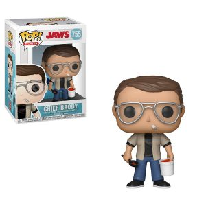 Jaws Chief Brody Funko Pop Vinyl