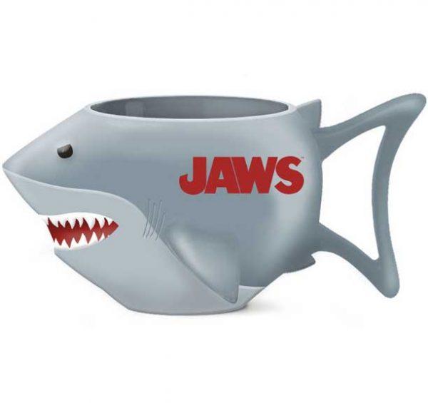 Jaws Molded Mug