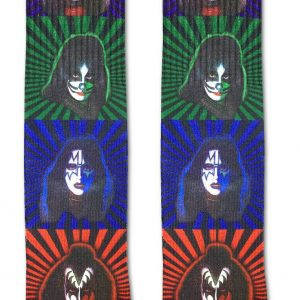 Kiss Pop Art Socks