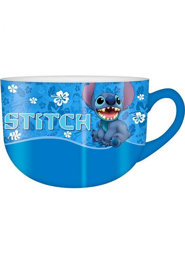 Lilo and Stitch Soup Mug