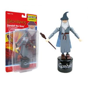 Lord of the Rings Gandalf Wooden Push Puppet
