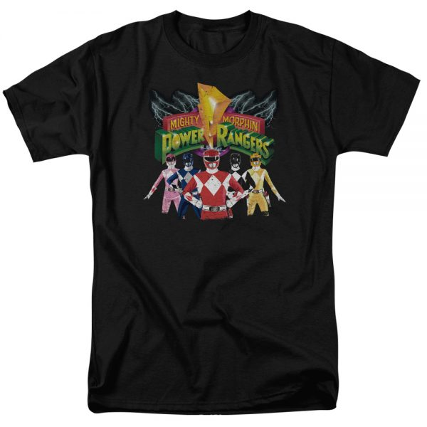 Mighty Morphin Power Rangers Group