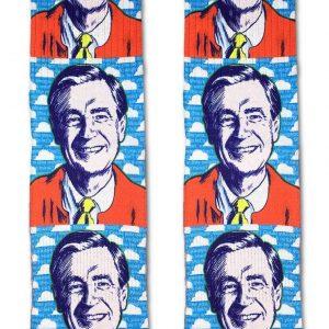 Mister Rogers Pop Art Socks