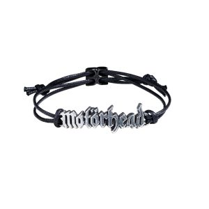 Motorhead Cord Bracelet