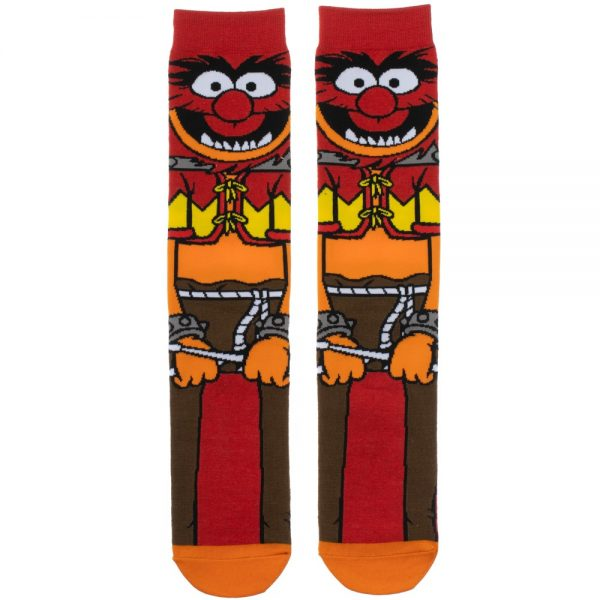 Muppets Animal Socks
