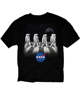 NASA Abbey Moon
