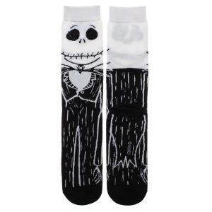 Nightmare Before Christmas Jack Socks