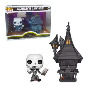 Nightmare Before Christmas Jack&House Funko Pop Vinyl
