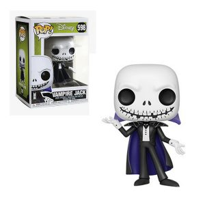 Nightmare Before Christmas Vampire Jack Funko Pop Vinyl