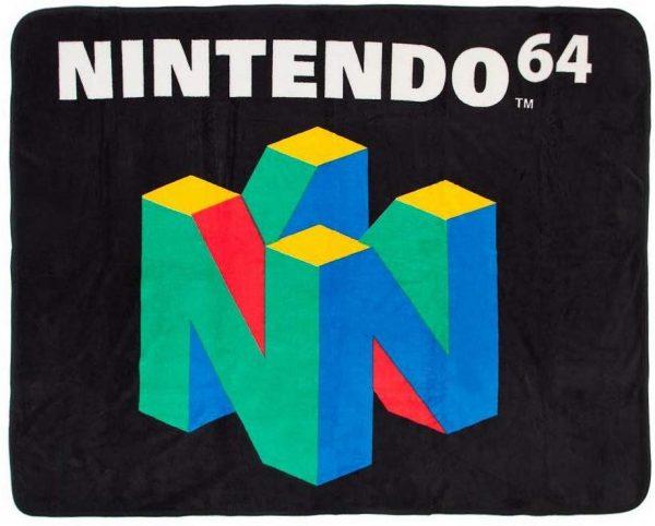 Nintendo 64 Blanket
