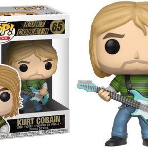 Nirvana Kurt Cobain Funko Pop Vinyl