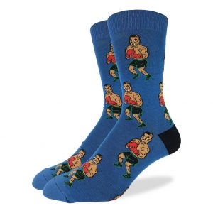 Punch Out Men's Socks