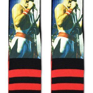 Queen Freddie Rio Socks