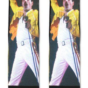 Queen Freddie Wembley Socks