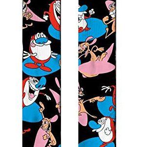 Ren and Stimpy Socks