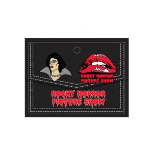 Rocky Horror Picture Show 2pc Lapel Pin Set