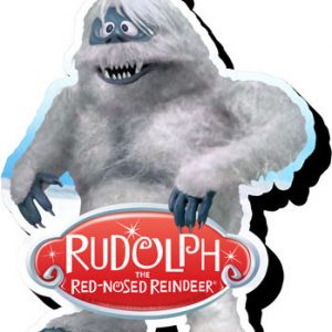 Rudolph Bumble Chunky Magnet
