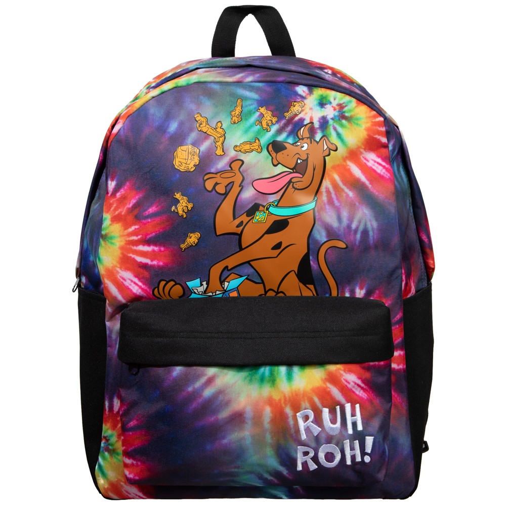 Scooby Doo Tye Dye Backpack