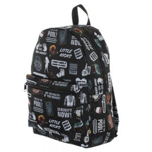 Seinfeld Quotes Backpack