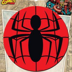 Spiderman Car Magnet