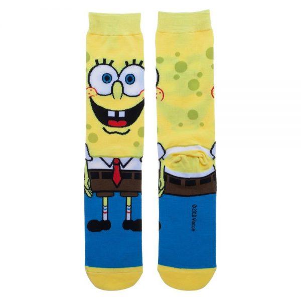 Spongebob Squarepants 360 Socks