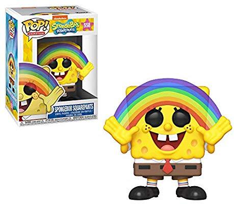 Spongebob Squarepants Imagination Funko Pop Vinyl