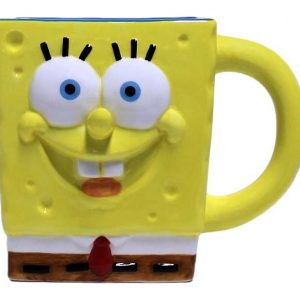 Spongebob Squarepants Molded Mug