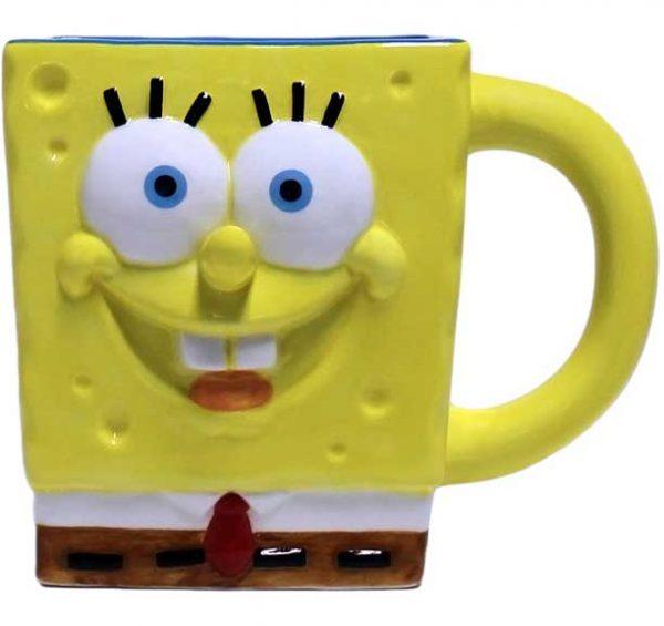Spongebob Squarepants Molded Mug