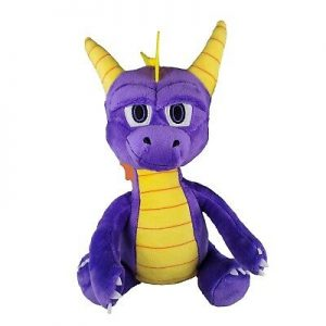 Spyro Plushy