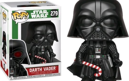 Star Wars Darth Vader Xmas Funko Pop Vinyl