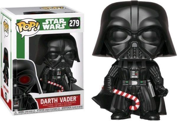 Star Wars Darth Vader Xmas Funko Pop Vinyl