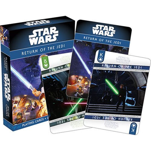Star Wars Return of the Jedi Playing Cards