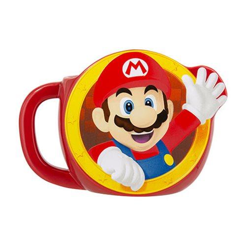 Super Mario Molded Mug