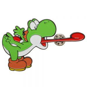 Super Mario Yoshi 3inch Lapel Pin
