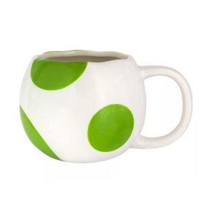 Super Mario Yoshi Egg Molded Mug