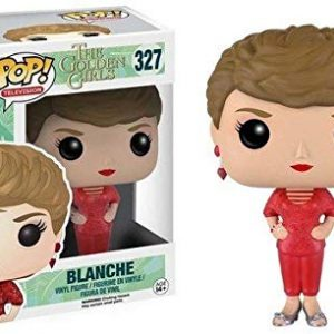 The Golden Girls Blanche Funko Pop Vinyl