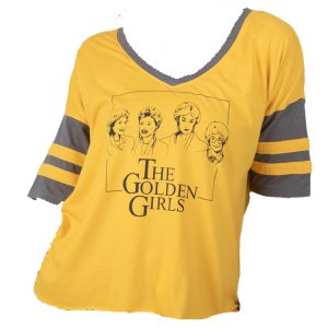 The Golden Girls Junior Varisty Tee