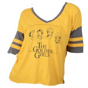 The Golden Girls Junior Varisty Tee