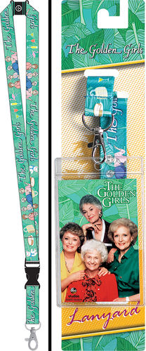The Golden Girls Lanyard