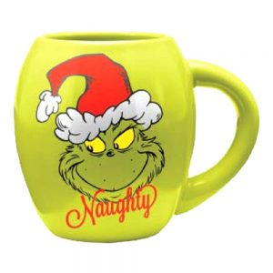 The Grinch Naughty or Nice Mug
