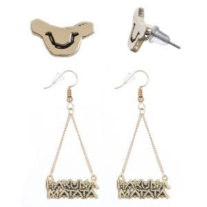 The Lion King 2pk Earrings