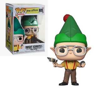 The Office Dwight Elf Funko Pop Vinyl